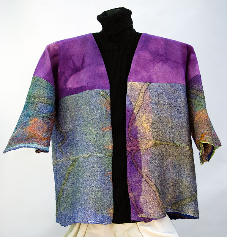 Jacket by Marion Casson